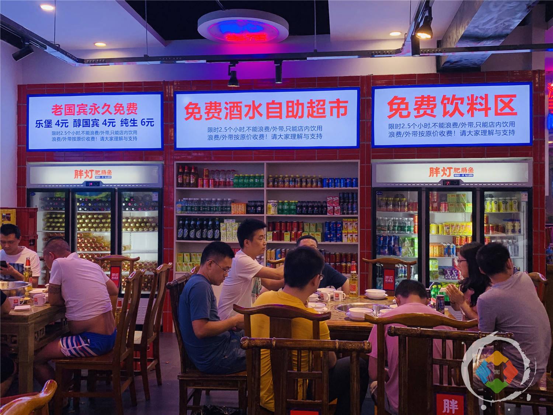 深圳东门美食街图片