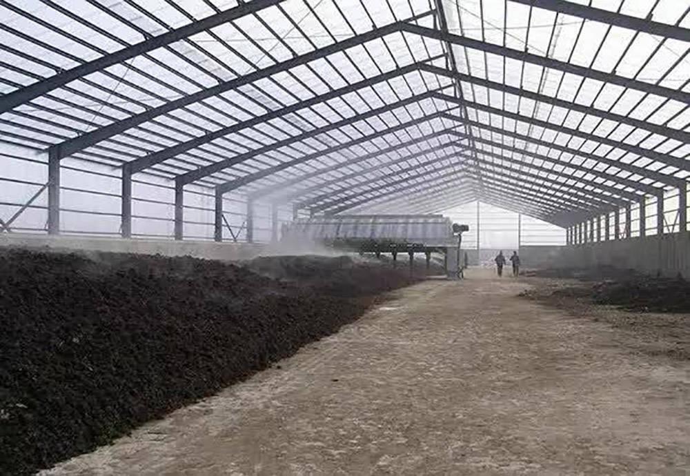 2020年农业发家致富新方法――畜禽粪便生产有机肥!
