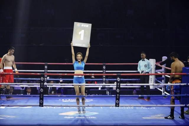 大数据助力中国新时期体育发展,KOK助力中国职业拳击
