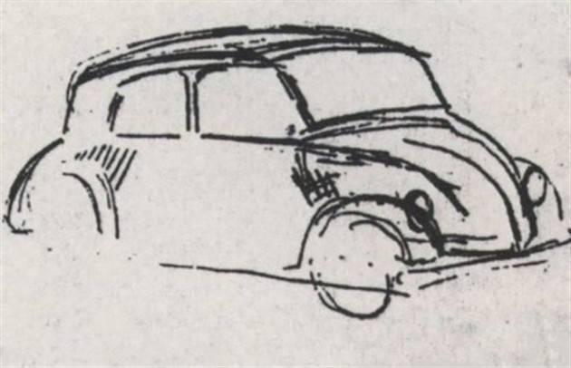 原配恶魔设计的天使车——大众甲壳虫!