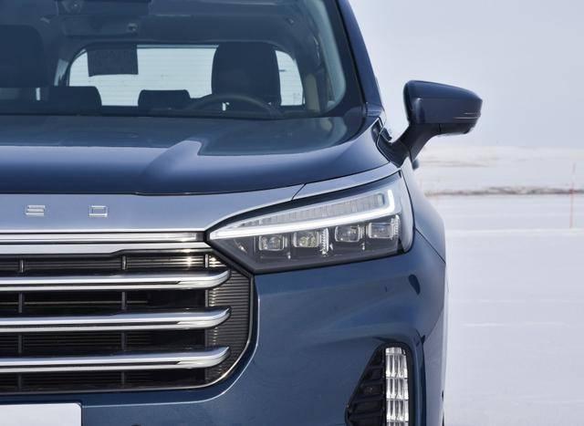 原车近5米长,国内最强的1.6T,6/7座可选,奇瑞SUV来了