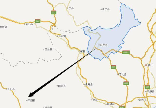 极速快三app彩票:陕西又要开高速了 全长124公里 预计未来开工建设