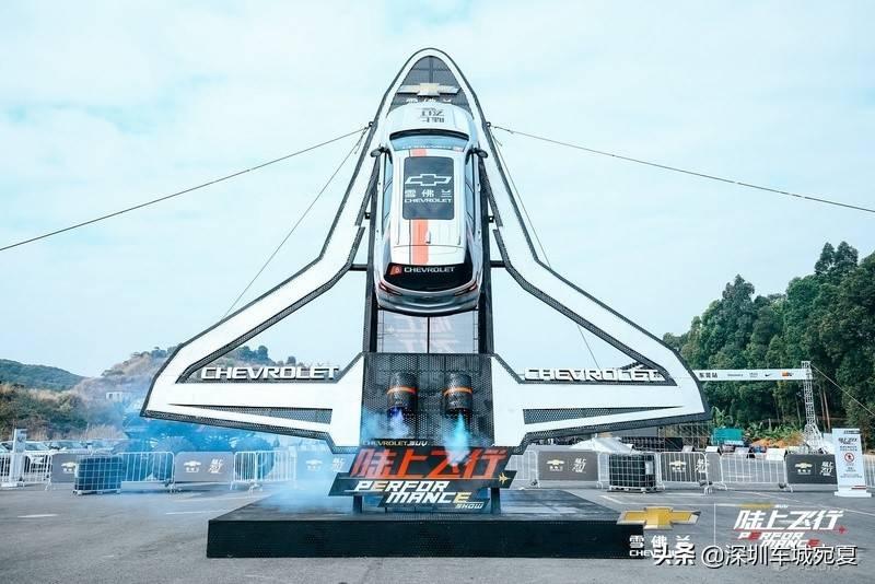 2020雪佛兰SUV陆地飞行秀东莞站爆棚花式秀显示硬实力
