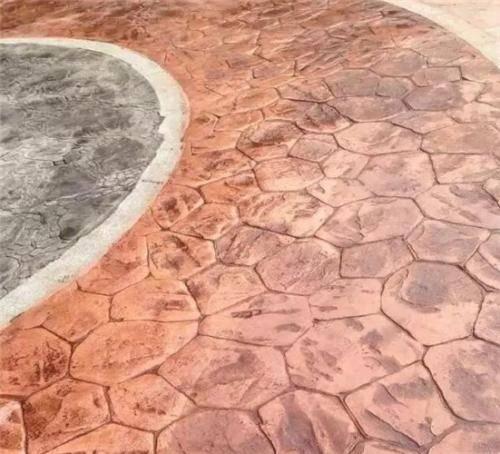 成都压印混凝土