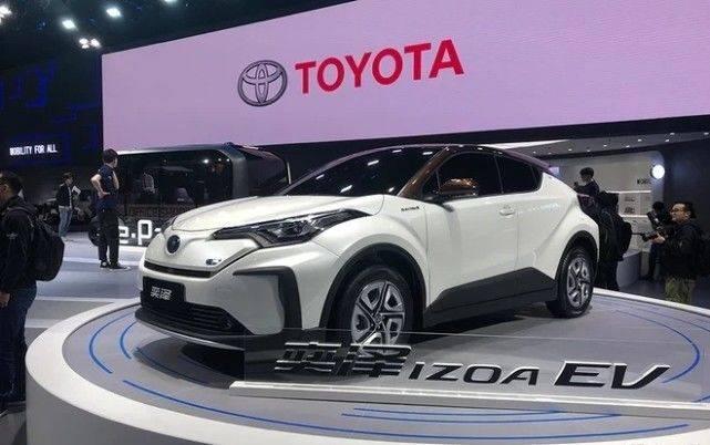 原创新一汽丰田Takizawa EV,基于TNGA架构,肌肉感强