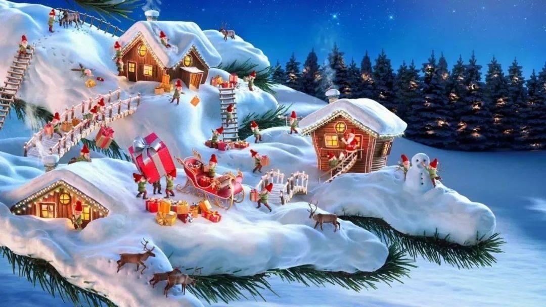 如果真有圣诞老人,他会买什么车?