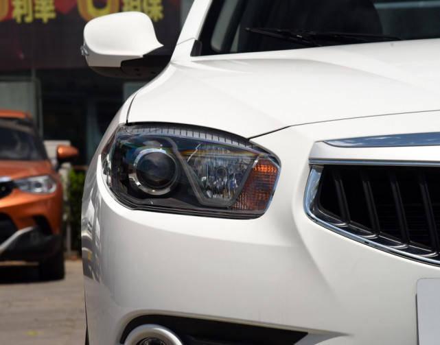 原装良心国产SUV,省油耐开,长度4米