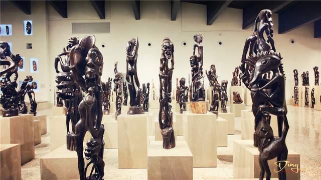 有人捐赠7726件非洲艺术品给长春,中国传播非洲文天顺娱乐总代化重要窗口