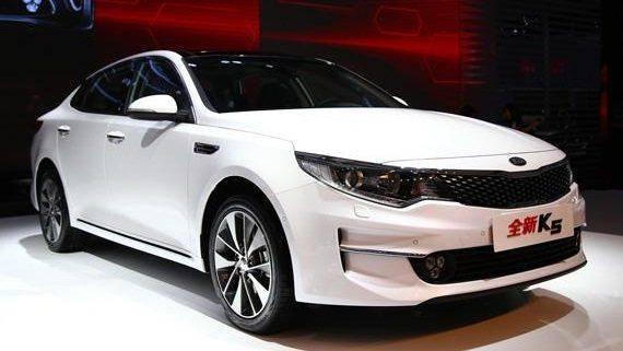 原装韩国新车比蒙迪欧漂亮,配2.0L自然吸气发动机