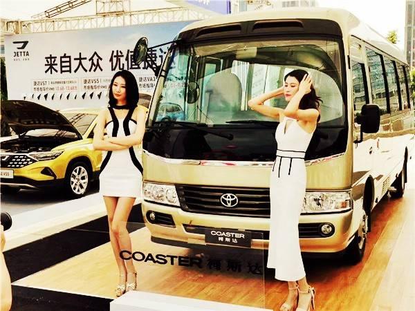 丰田考斯特4s店丰田考斯特7左房车