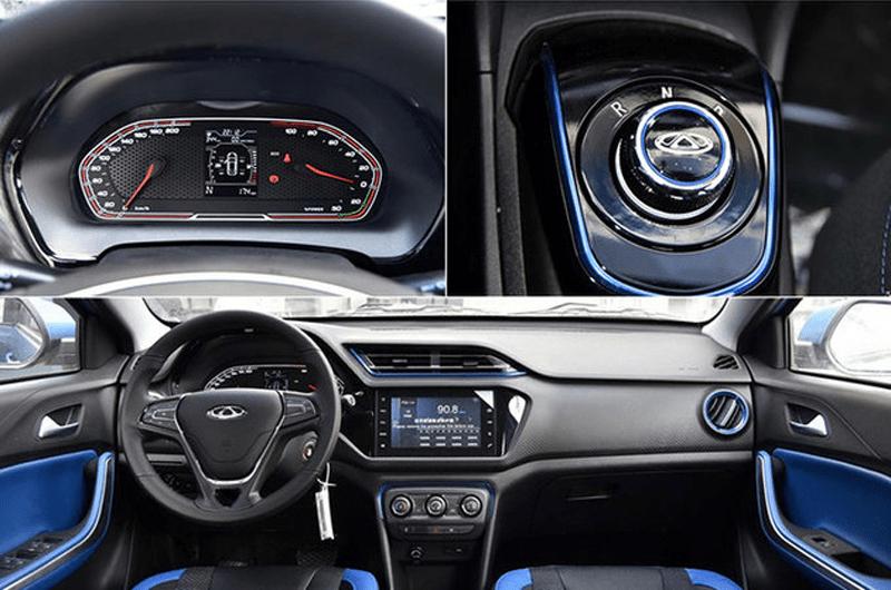 追求品质的车——奇瑞新能源Tiggo 3xe