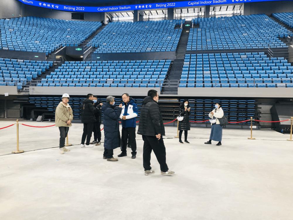 北京冬奥会各竞赛场馆运行团队均已完成一线办公