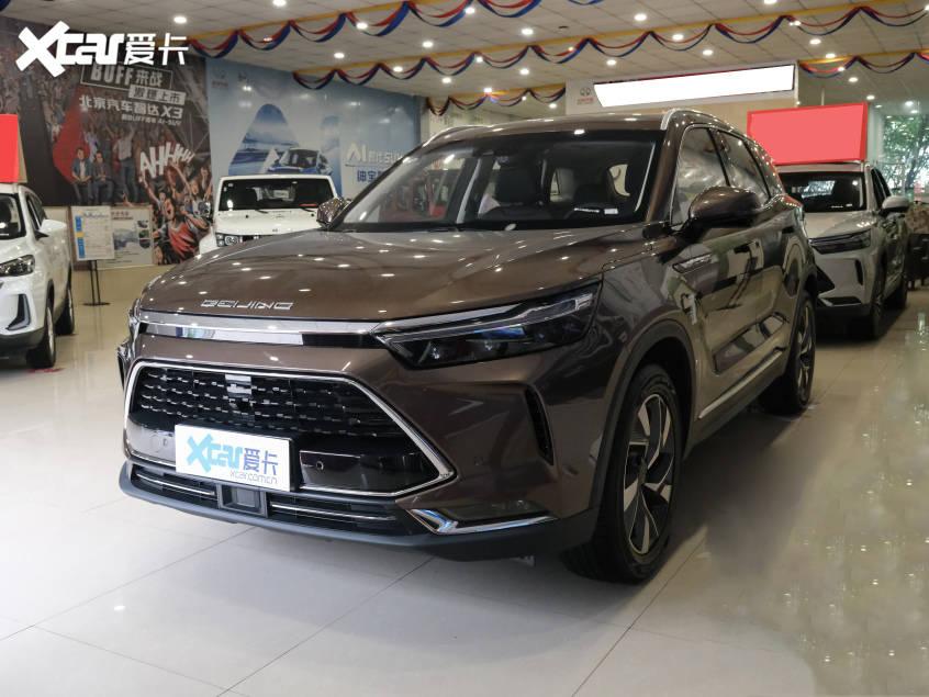 北京X7农历新年限量版原版售价12.69万元