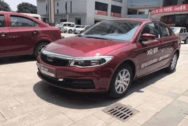 原厂国产车不卖,安全堪比沃尔沃,已经降到8万但还是卖不出去