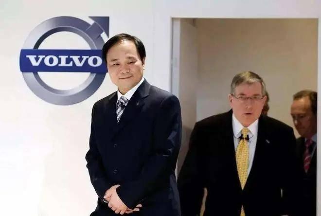 吉利将重启与沃尔沃的合并谈判,营业额将超过3000亿元