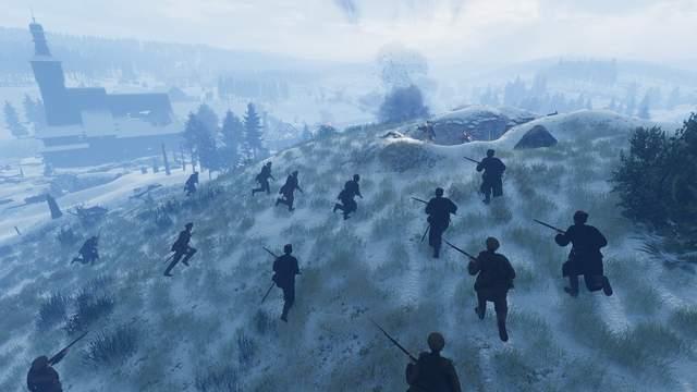 东方阵线的奇迹:压路机成了玩笑,德国人牺牲了10,000人,歼灭了30万俄罗斯人cq7