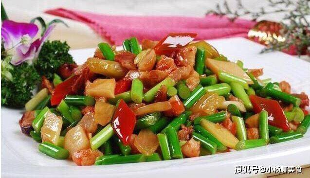 好吃不腻的几道家常小炒菜,大厨分享地道做法,营养好吃又解馋
