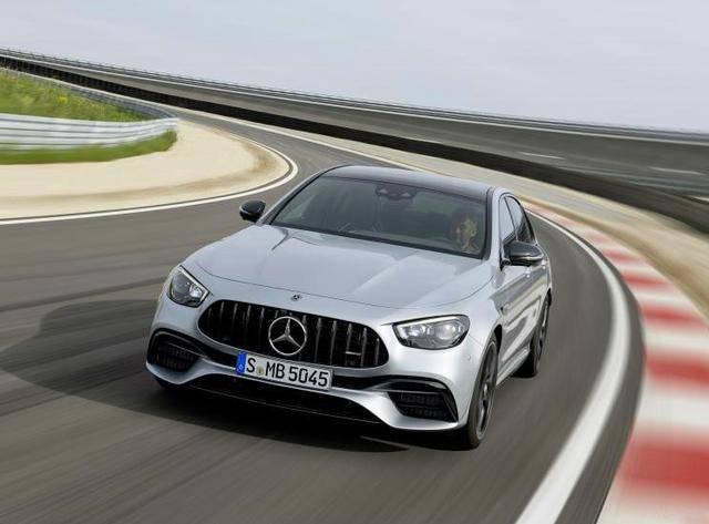 原装奔驰最强E级来了!新款AMG E63S发布,8缸发动机马力超过600马力