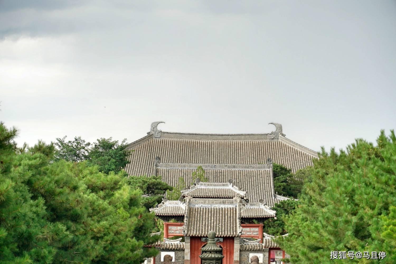 辽宁超低调小县城,建有国内第一大佛殿,供奉七尊大佛誉为中国唯一