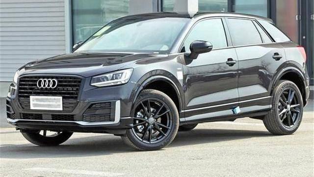 原来奥迪终于爆发了!这辆车比XRV漂亮,150马力,6.1升油。还有什么宝马X1