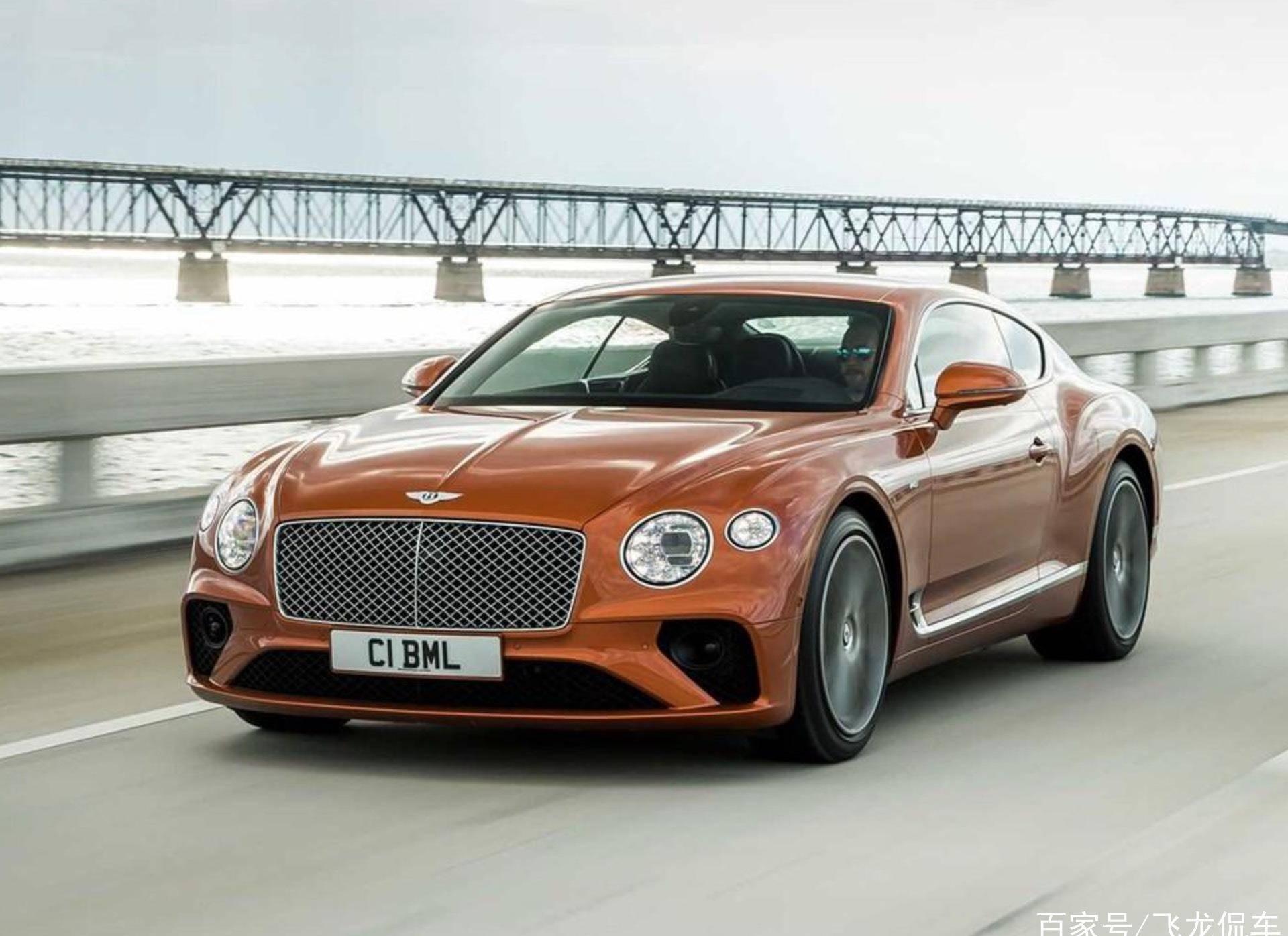 另一款原创优雅迷人的跑车,搭载V8双增压发动机,4s突破100,260.9万