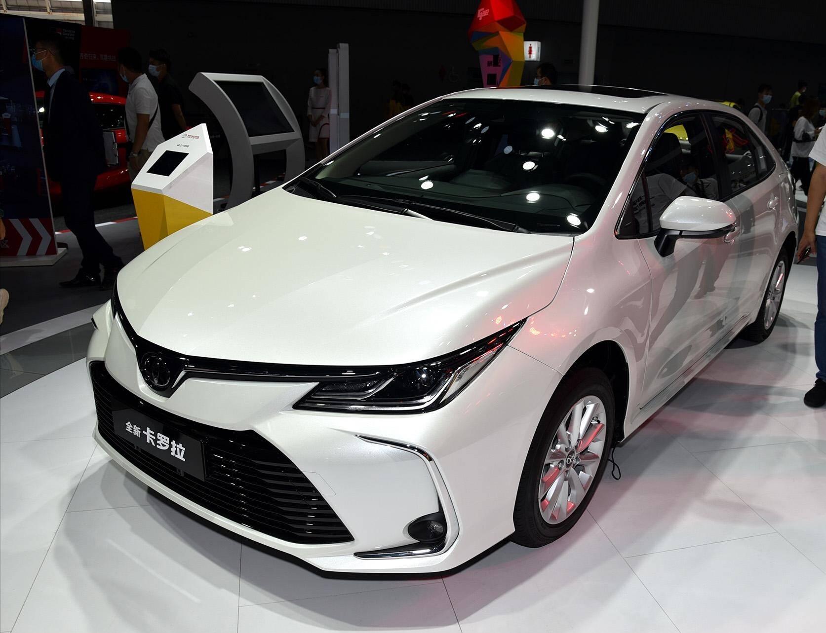 原丰田粉丝有福了!新款三缸卡罗拉亮相,油耗低至5升。会火吗