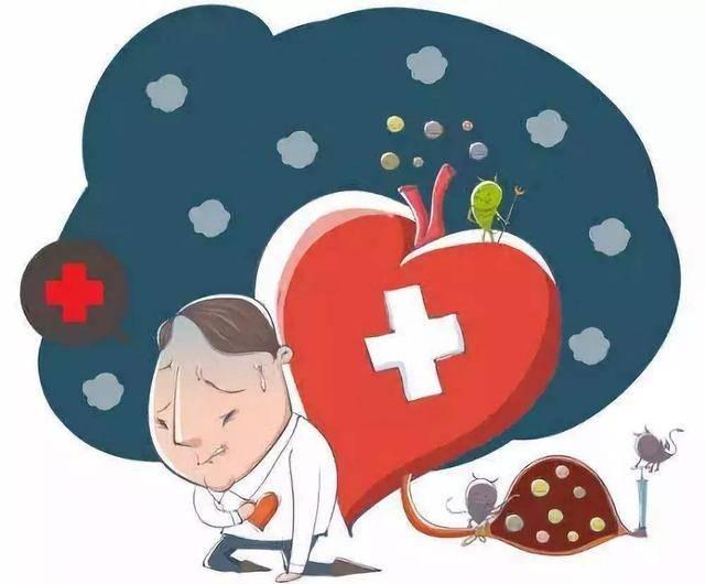 高血压患者两种药物叠加服用,导致心脏骤停