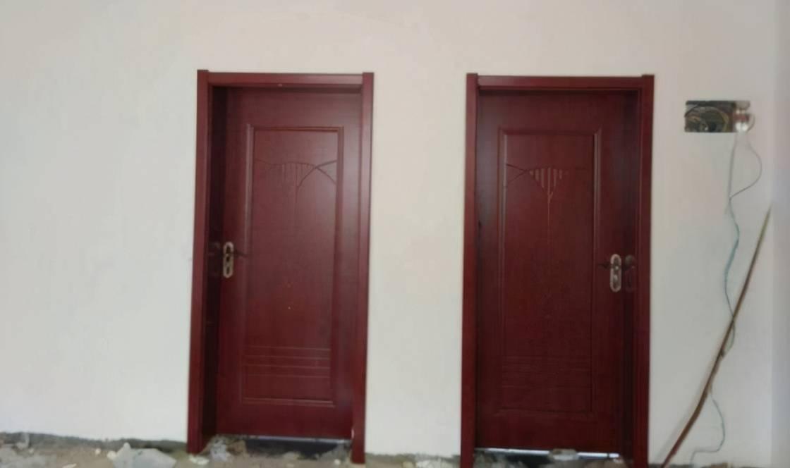 室内门颜色选白的还是红的好?很多人都选错了,难怪总被人笑话