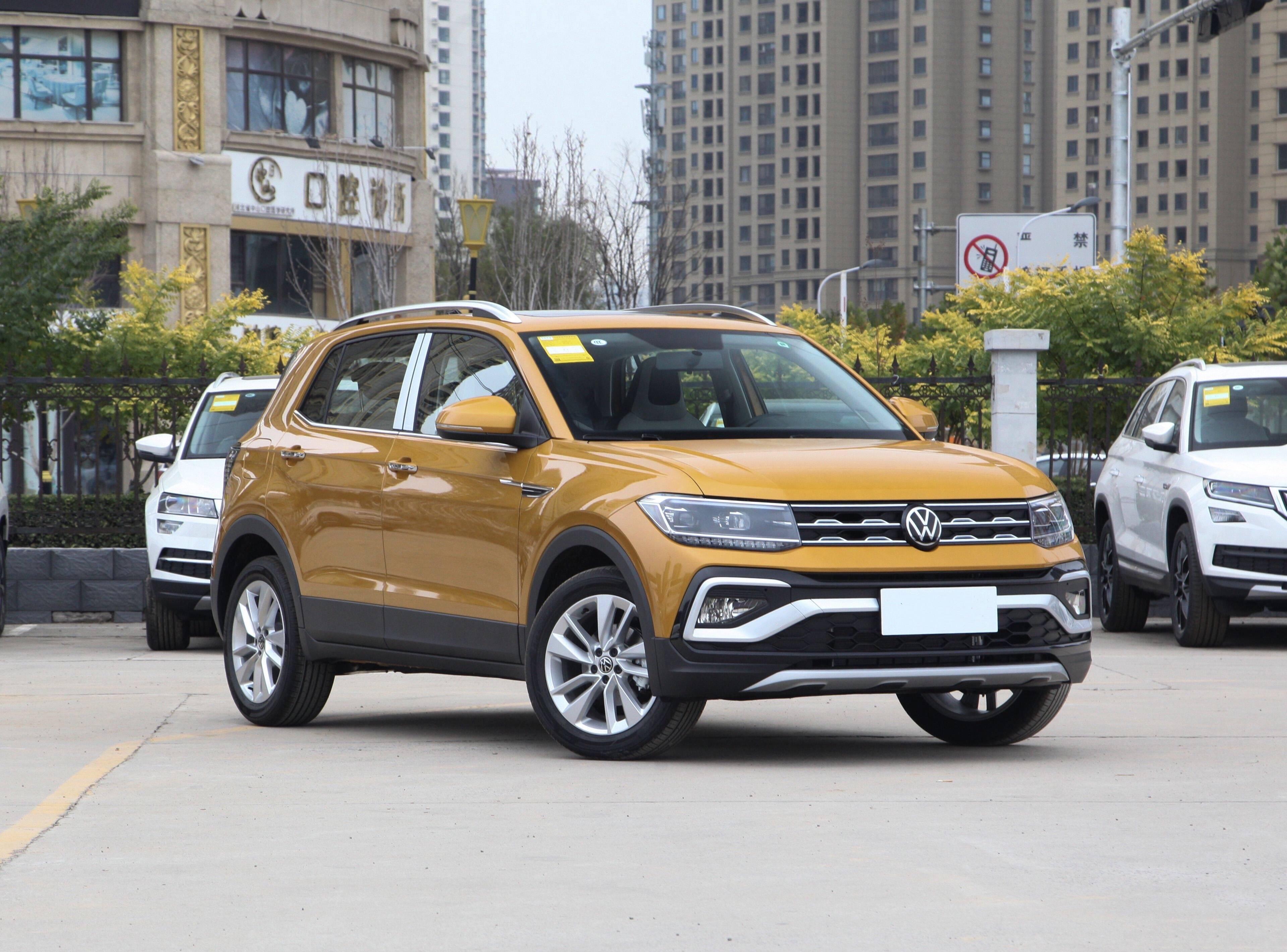 年轻人必看的德国SUV起价不到12万,还配备了智能车系统