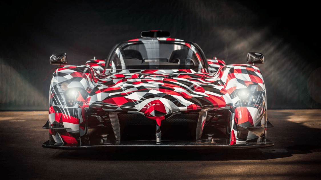 拥有671马力的丰田勒芒超级跑车将于本月15日首次亮相