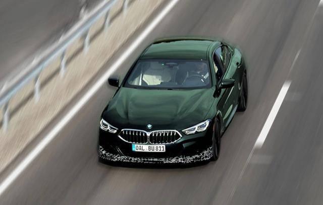 先睹为快:Alpina B8 Gran Coupe即将发布