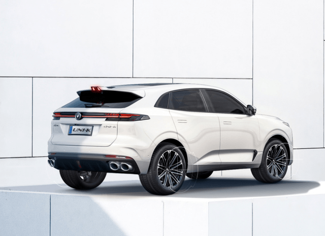 起步价若低于15万,这辆长安新款SUV将提前锁定年度爆款?