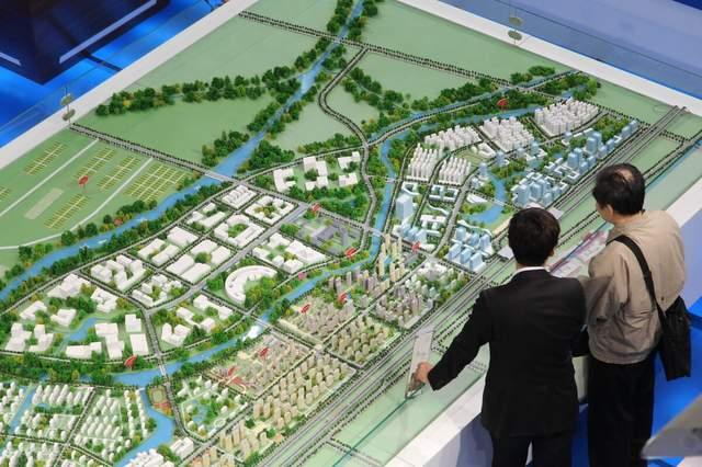 两张房价地图,北京楼市信息都在这里了