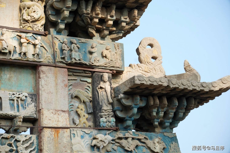 山西必去的寺庙,连康熙乾隆都在这里题过字,春节值得去祈福  第14张
