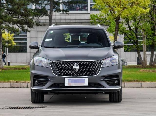 原厂SUV,2.0T 6AT,每公里5分钱,价格就像创造酷炫