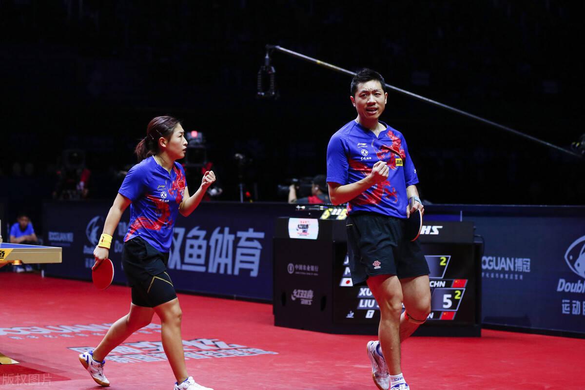 强大的中国乒乓球体系!