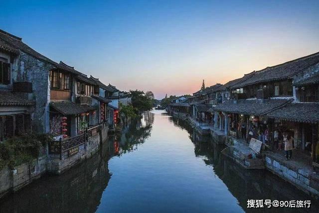 江苏有一座千年古镇,拥有14座保存完好的古桥,还是首批5A级景区