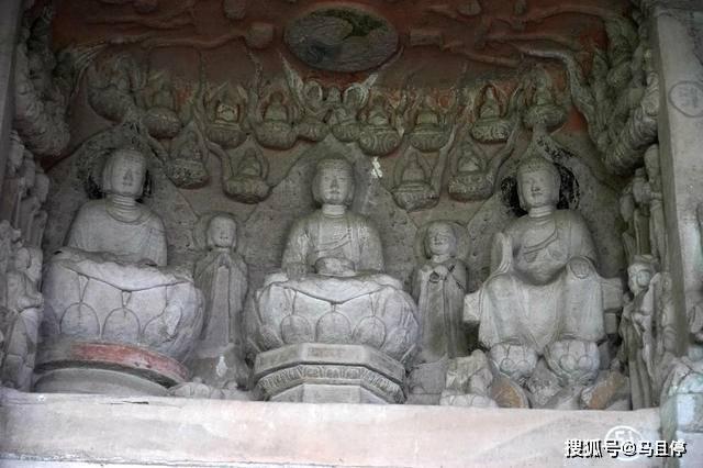被称为超低调的石窟,见证着中国石窟末期的辉煌,知道的游客不多  第12张