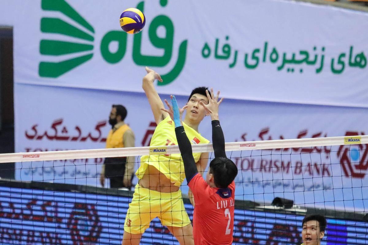 中国男排2021赛历出炉 世界排名落后卡塔尔亚大区反超