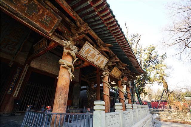 中国最早的皇家园林在太原,山西的简称也因为这里而得名  第8张