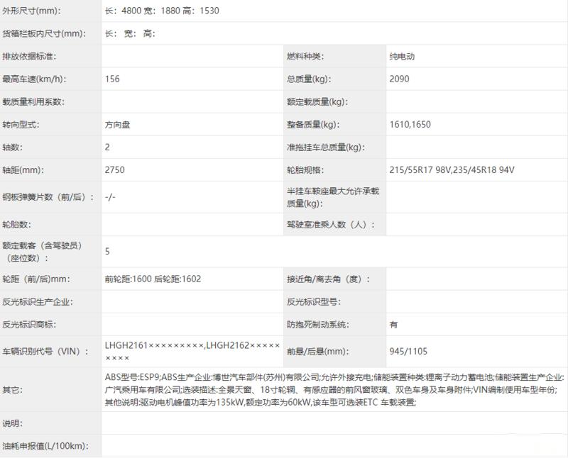 广汽本田EA6首发内饰布局,或将加速品牌电动化进程