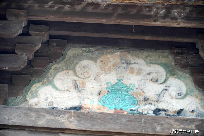 山西平遥有个冷门寺庙,比灵隐寺小众太多,还可看到1000多年的建筑  第11张