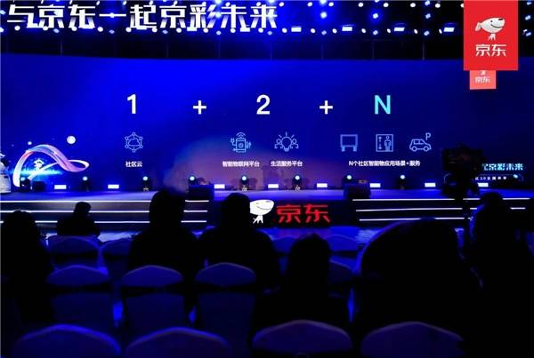 第三代智能房,未来已来!与京东,一起京彩未来,与众咖论道科技地产!