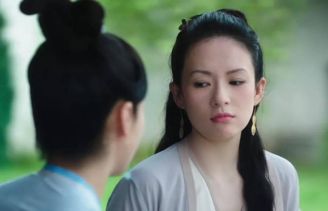 章子怡演15岁少女被吐槽,《上阳赋》口碑两极分化,仅拿到6分!  第3张