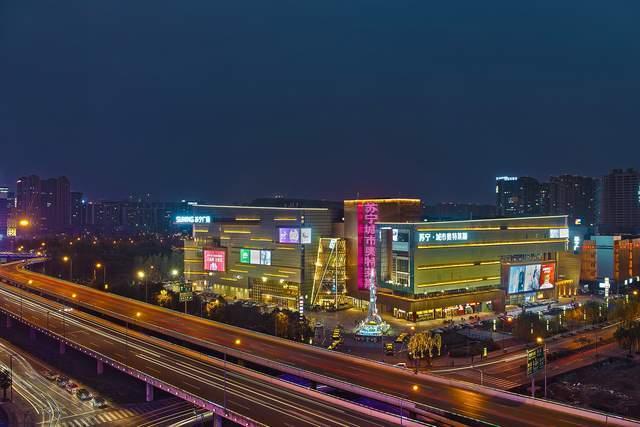 2020成都苏宁广场城市奥特莱斯成绩单出炉
