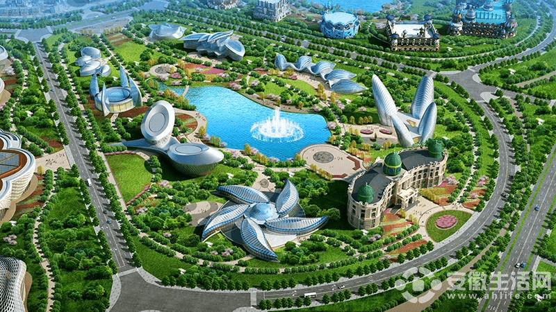 年底置业首选,万亩文旅康养大城满足你对生活的所有想象
