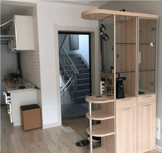 爸妈亲自装修的新房,厨房得到大家一致好评,邻居天天上门取经!