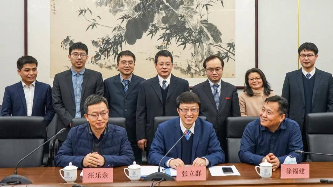 玲珑轮胎与两所全国重点大学签订产学研合作协议