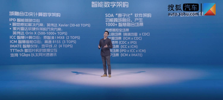 智己汽车品牌发布/纯电轿车上海车展开启预售!六大智能化能力曝光