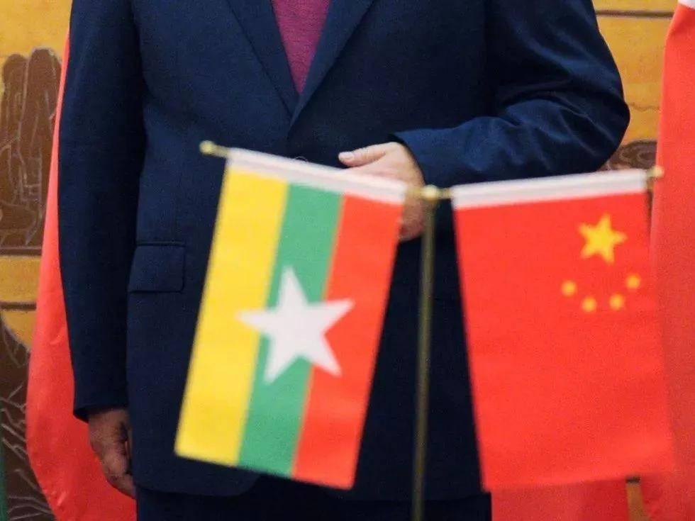 缅甸 2020 gdp_缅甸势力分布图2020